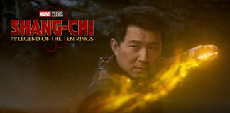 Shang-Chi and the Legend of The Rings
