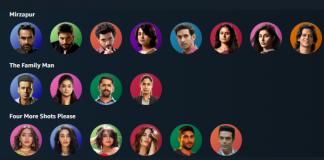 Amazon India Originals