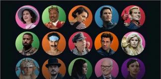 Amazon Original characters