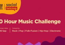 IFP 50-hours Music challenge