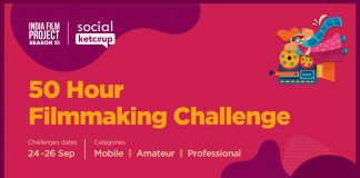 Filmmaking challenge